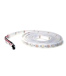 NeoPixel Digital RGBW LED Strip - White PCB 30 LED/m 2m - ADA2835