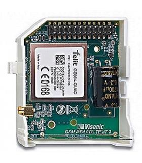 GSM 350 - Módulo Interno GSM-GPRS para Alarme Visonic - GSM350