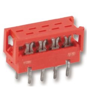 1-215570-6 -  Wire-To-Board Connector 16 Contacts - 1-215570-6