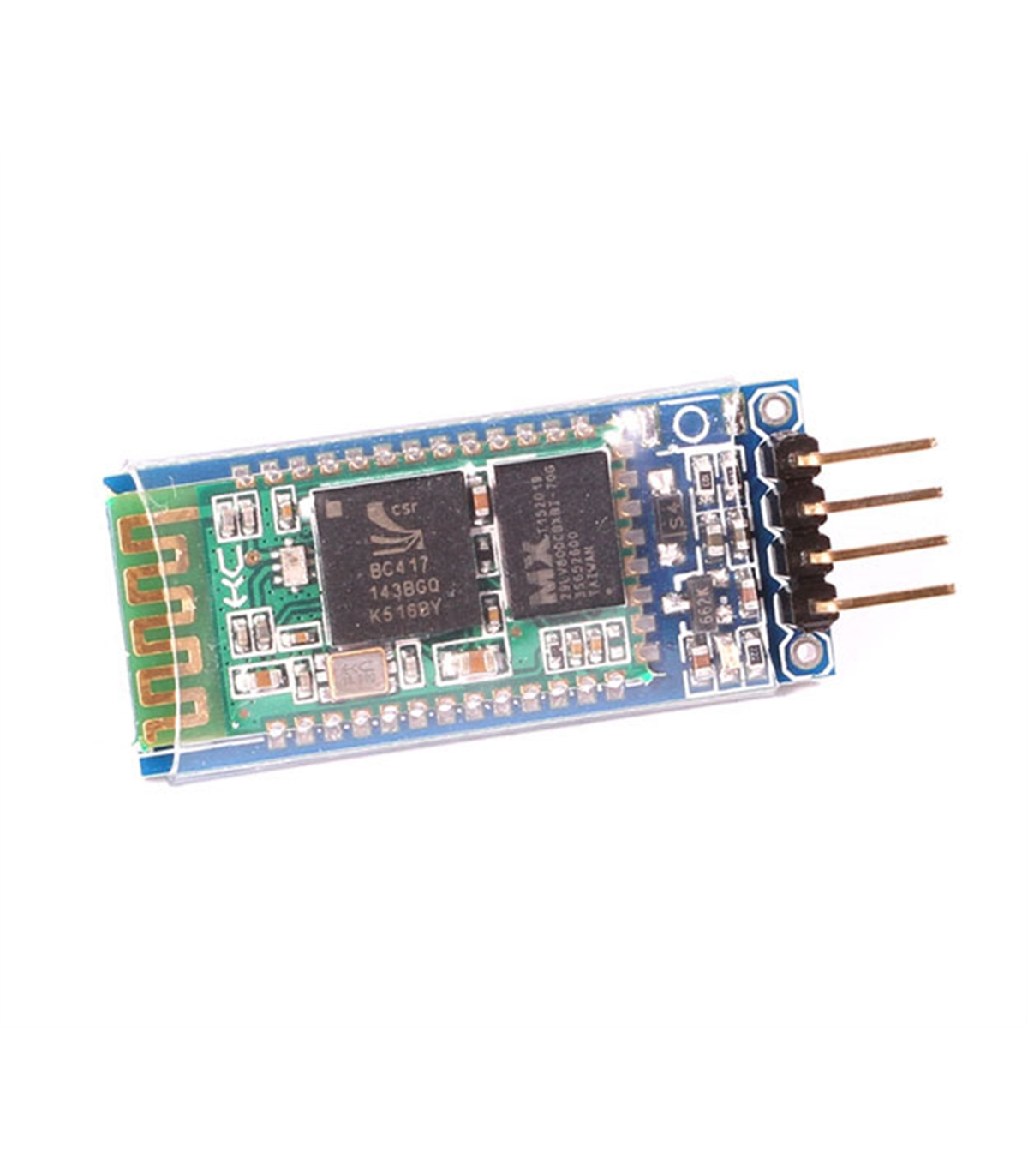 250kbps PCB Ant parte # Microchip mrf24j40ma-i//rm Módulo Rf txrx