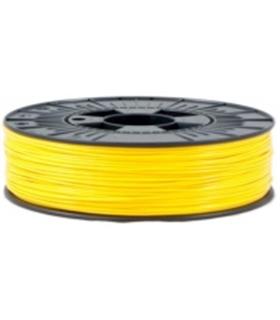 Filamento de impressão Amarelo 3D em PLA de 1.75mm 1Kg - DEVPLA175Y