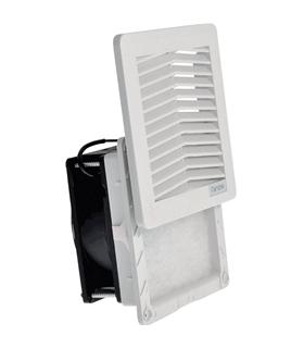 FF15A230UF - Ventilador 230V 250x250x115.3mm c/ Filtro - FF15A230UF