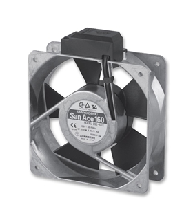 109-601 - Ventilador 100Vac, 160x160x51mm, Sanyo Denki - 109601