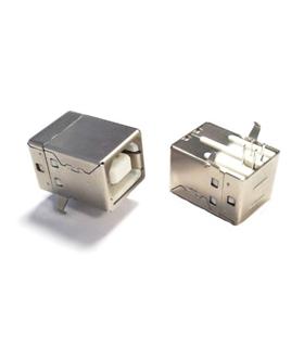 Ficha USB B para CI 90º - 152754