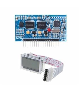 Inverter Onda Sinusoidal Pura EG8010 + IR2110 - EGS002