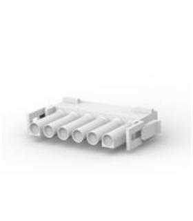 926300-3 - Conector MATE-N-LOK 6 pinos 6.35mm - 9263003