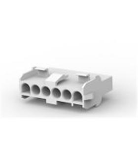 926307-3 - Conector MATE-N-LOK 6 pinos 6.35mm - 9263073