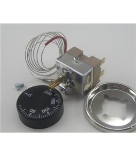 Termostato Standard para Fritadeira 16A 0-210ºC - T210-16A