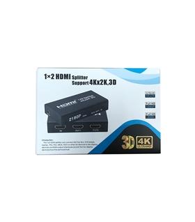 Splitter HDMI Amplificado 1 Entrada 2 Saídas 4K - ST0405