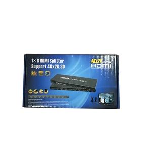 Splitter HDMI Amplificado 1 Entrada 8 Saídas 4K - ST0407