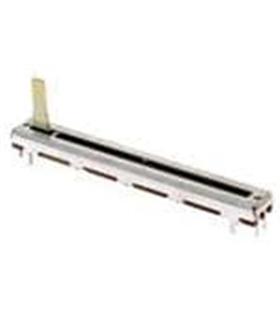 Potenciometro deslizante 10kR 125mW Audio - PTA60432015DPB103
