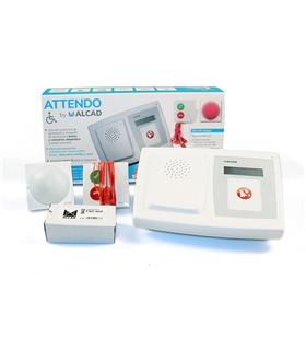 Kit de recepção de alarme para casa de banho residencial - KRAB-001