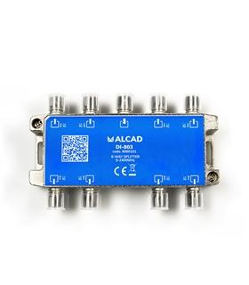 Repartidor 8 saidas, com P.C. a 16,5 dB - DI-803