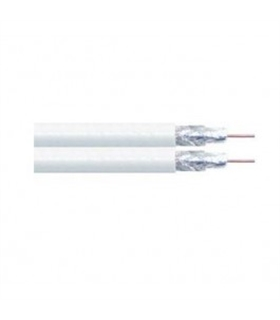 Cabo Coaxial RG59 Duplo - AT40023D