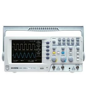 GDS-1052-U - Osciloscópio Digital 2 Canais 50Mhz - GDS1052U