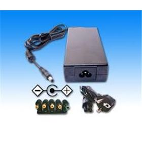 Fonte de alimentação 18VDC 5.0A 5.5x2.5x11mm + 5 adaptad - PSE50044