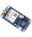 HAT NB-IoT / eMTC / EDGE / GPRS / GNSS para Raspberry Pi - E