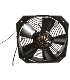 Ventilador 230V 232x232x80mm 60W - W2E208-BA20-01
