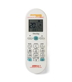 Telecomando Universal De Ar Condicionado - AIRCO6000