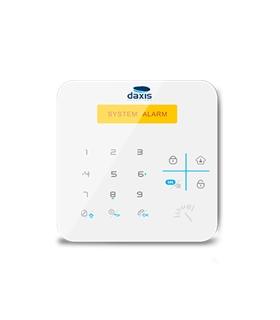 Kit Alarme S/Fios Daxis com Comunicador Gsm - ES0303