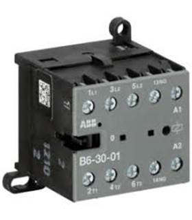 GJL1211001R8010 - Contactor 3 Polos NO 12A 230VAC ABB - GJL1211001R8010