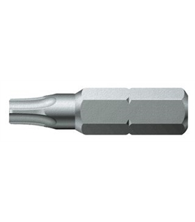 D01796 - Bit Hexagonal Torx, T15, 25mm - D01796