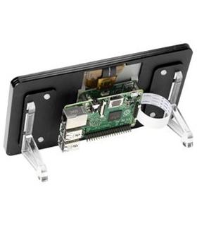 "PIM122 - LCD Frame para Raspberry Pi 7"" Touchscreen - PIM122"