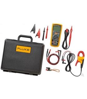 FLUKE 1587/i400 - Kit Medidor Isolamento Com Pinca Amp - 4692725