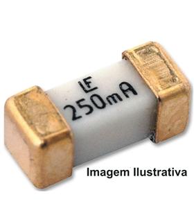 Fusível Lento SMD 0.5A 6x2.5mm - 6220.5DT