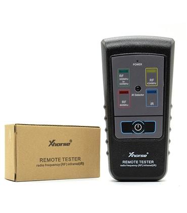 Medidor de Frequencias P/ Comandos com detector de IR - MXXHORSE