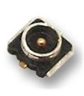 RF / Coaxial Connector, W.FL Coaxial Solder 50 Ohm - WFLRSMT1