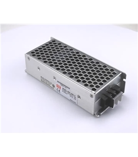 RSD-100D-24 - Fonte 67.2-143VDC - 24VDC 4.2A - RSD-100D-24