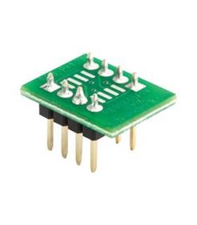SOICDIP8 - Adaptador Soic Para Dip 8 Pinos - SOICDIP8
