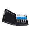 Kit 4 entradas, UHF-UHF-BIII/DAB-FM, UHF G=32 dB, LTE 700