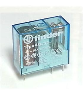 40.31.7.012.000 - Rele Finder 12Vdc 10A 1 Inversor - F4031712