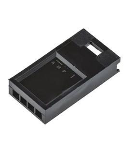 280629 - Conector Fio/Placa ,Macho,  4 pinos 2.54mm - 280629