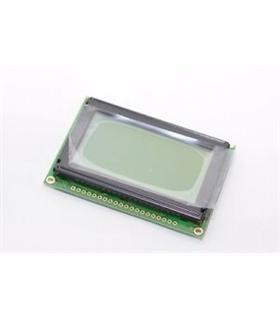 RG12864BGHWV - Display LCD Grafico 128x64 STN Positivo - RG12864BGHWV
