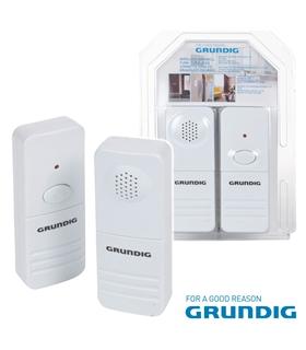 Campainha s/ Fios c/ Comando Grundig - MX04350
