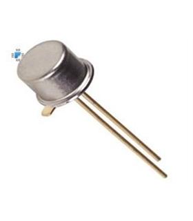 2N1132 - Transistor P 60V 0.6A 0.6W TO5 - 2N1132