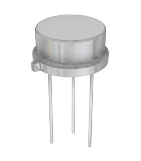 2N6661 - MOSFET, N, 90V, 0.9A, 6.25W, 4Ohm, TO39 - 2N6661