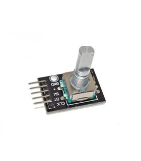 Módulo Encoder Rotativo 20 Impulsos Arduino - SEN20006