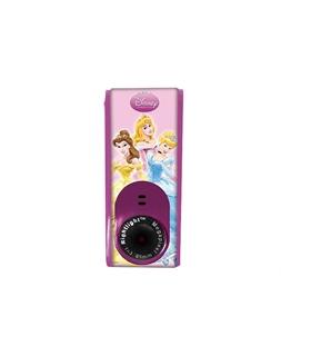 Webcam 1.3MP USB com Microfone Princesas Disney - DY4140
