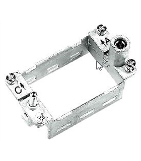 09140100313 - Módulo Frame, Harting - 09140100313