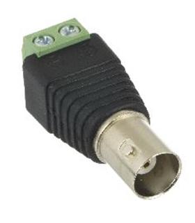 Conector RF BNC Macho, Aperto Parafuso - 69BNCFTP