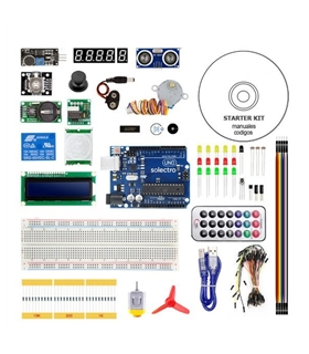 Starter Kit Medium Arduino UNO R3 - MXB0036
