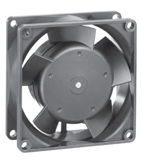 A08A23HWSF00 - Ventilador 230VAC, 80x80x25mm, 16/14W - A08A23HWSF00