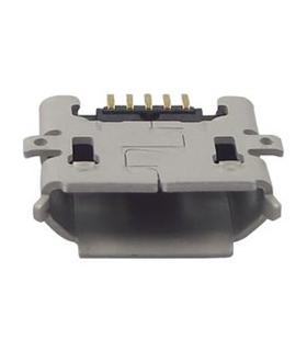 ZX62R-B-5P(30) - Ficha Micro-USB B 2.0 Circuito Impresso - MUSBCI13