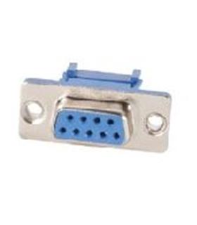 Conector Sub-D, Femea, 9 Pinos, Cravar Flat Cable - 69D9PFFC