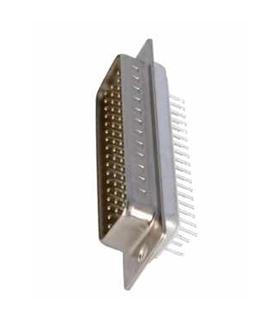 Conector Sub-D, Macho, 50 Pinos, PCB 180º - 69D50PMCI