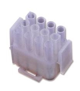 1-480708-0 - Conector Raster, Macho,12 pinos, 6.35mm - 1-480708-0